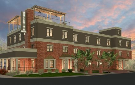 The NEW Collegiate Hotel at Auburn