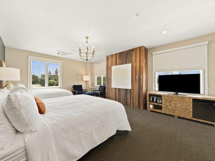 The Spirit Suite at The Collegiate Hotel