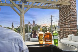 The Wittel Dorm Rooftop Bar