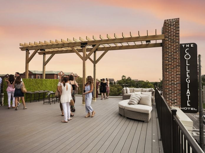 Rooftop Mingle