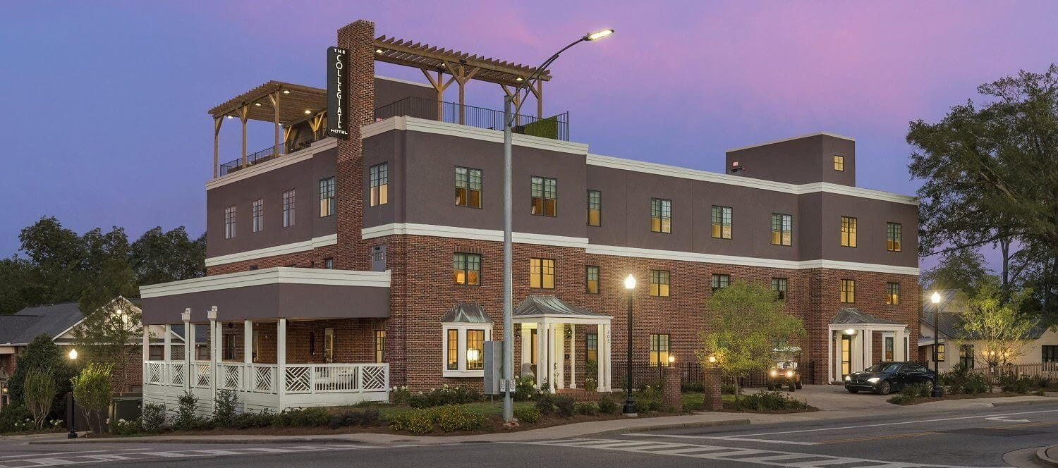 Auburn Al Hotel Hotel Near Auburn University The Collegiate Hotel