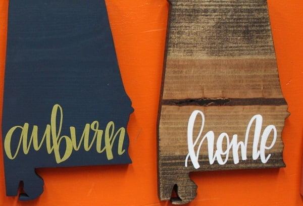 auburn and home