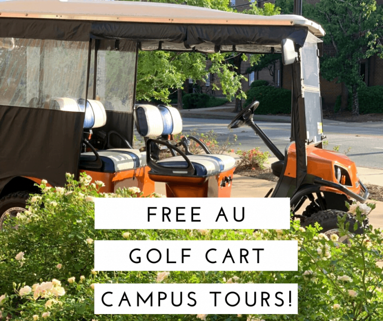 campus tour graphic
